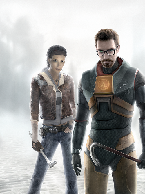 Half-Life 2 Artwork 4