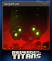Revenge of the Titans Card 2