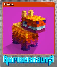 Bombernauts Foil 1