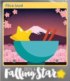 Catch a Falling Star Foil 4