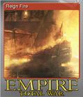 Empire Total War Foil 5
