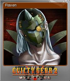 GUILTY GEAR 2 -OVERTURE- Foil 4