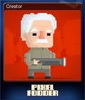 Pixel Fodder Card 2