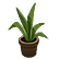 Hitman GO Definitive Edition Emoticon hmgoplant