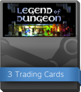 Legend of Dungeon Booster Pack