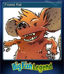 Big Fish Legend Card 2