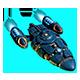 Gratuitous Space Battles Badge Foil