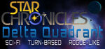 Star Chronicles Delta Quadrant Logo