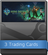 Hero Defense - Haunted Island Booster Pack