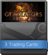 Age Of Gladiators Booster Pack