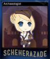 1931 Scheherazade at the Library of Pergamum Card 09.png