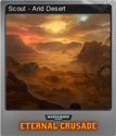 Warhammer 40,000 Eternal Crusade Foil 4