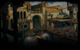 Chaos on Deponia Background Little Venice