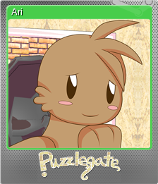 Escape from Puzzlegate Foil 01