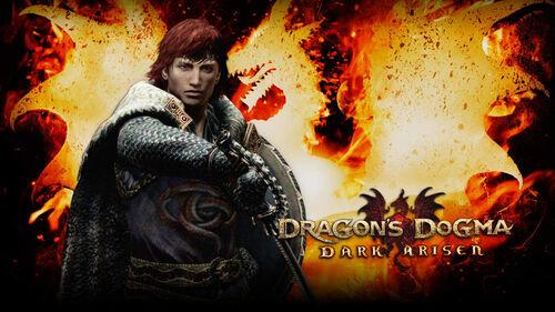 Dragon's Dogma Dark Arisen Artwork 1