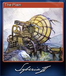 Syberia II Card 6
