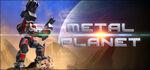 Metal Planet Logo