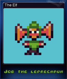 Job the Leprechaun Card 4
