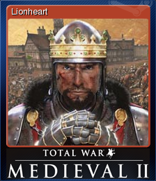 Medieval II Total War Card 6
