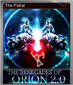 The Renegades of Orion 2.0 Foil 4