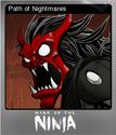 Mark of the Ninja Foil 4