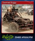 Ravaged Zombie Apocalypse Card 5