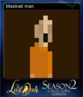The Last Door Season 2 - Collector's Edition Card 1
