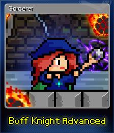 Buff Knight Advanced Card 3
