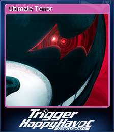 Danganronpa Trigger Happy Havoc Card 8