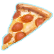 Gone Home Emoticon pizzaslice