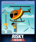 Risky Rescue Card 5
