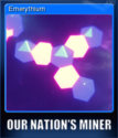 Our Nation's Miner Card 4