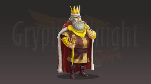 Gryphon Knight Epic Artwork 8