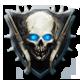 Call of Duty Black Ops II Badge Foil