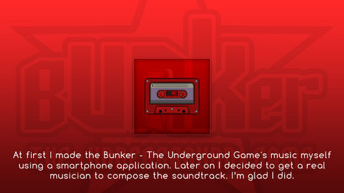 Bunker - The Underground Game Artwork 14