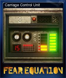 Fear Equation Card 10