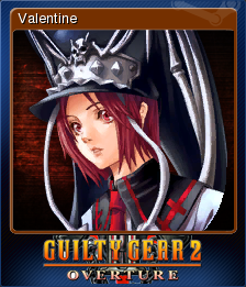 GUILTY GEAR 2 -OVERTURE- Card 6