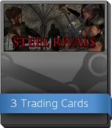 STEEL RIVALS Booster Pack