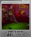 Agent Awesome Foil 5