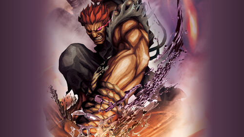 Street Fighter X Tekken Artwork 01