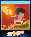 Surfingers Card 2