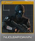 Nuclear Dawn Foil 1