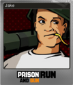 Prison Run and Gun Foil 1