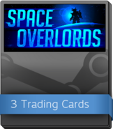Space Overlords Booster Pack
