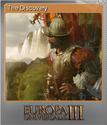 Europa Universalis III Foil 3
