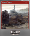 Call of Juarez Gunslinger Foil 8