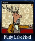 Rusty Lake Hotel Card 2