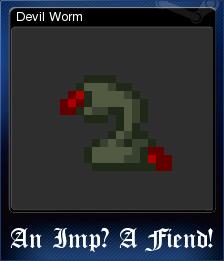 An Imp A Fiend Card 5