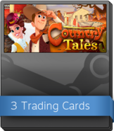 Country Tales Booster Pack