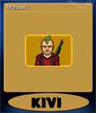 Kivi, Toilet and Shotgun Card 4